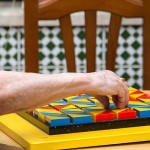 Atención residencial - Juegos para terapias