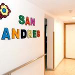 Centro de mayores San Andrés - interior