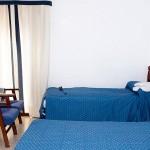 Centro de mayores San Andrés - Dormitorios luminosos