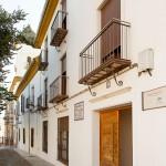 Residencia San Juan de Dios - Entrada