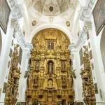 Residencia San Juan de Dios - Interior de la iglesia