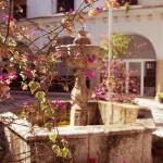 Residencia San Juan de Dios - Patio andaluz