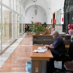Residencia San Juan de Dios - Recepción