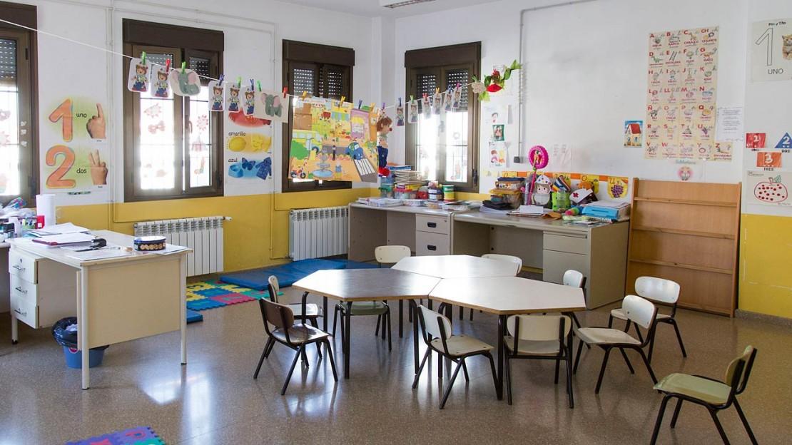 Centro de Educación Infantil Simón Obejo y Valera - Aula