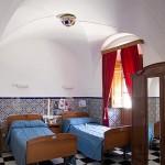 Centro de mayores La Magdalena - dormitorio