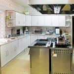 Residencia de mayores La Magdalena - cocinas