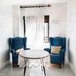 Residencia de mayores La Magdalena - sala de estar